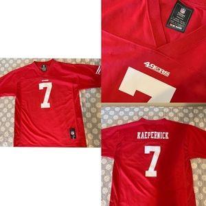 Colin Kapernick 49ers NFL Jersey